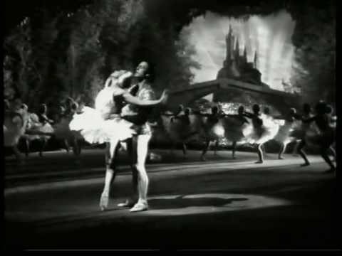 Galina Ulanova - Swan Lake ca 1946