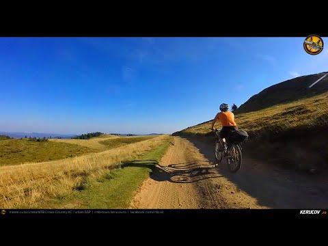 VIDEOCLIP Traseu MTB Muntii Siriu: Nehoiasu - Lunca Jaristei - Lacul Vulturilor - Nehoiu - Gura Bascei [VIDEO]