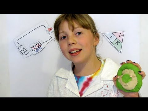 Squishy Circuits -- Sylvia's Mini Maker Show - UChtY6O8Ahw2cz05PS2GhUbg