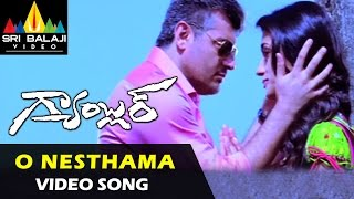O Nesthama Video Song | Gambler