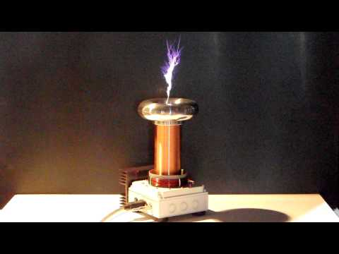 Mini Audio Modulated Tesla Coil V2.0