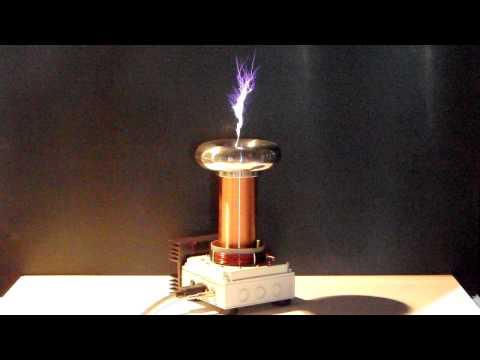 Mini Audio Modulated Tesla Coil V2.0