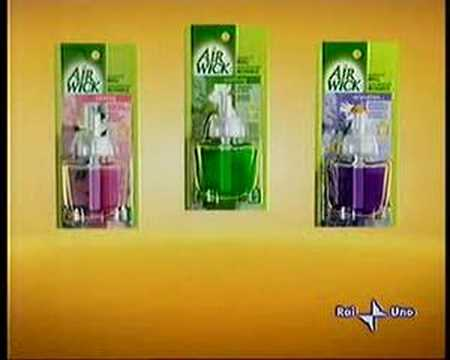 Spot - Air Wick con oli essenziali - Polipo casalinga