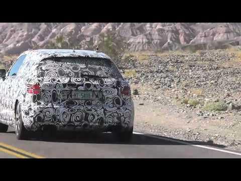 Erlkönig Video vom neuen Audi S3