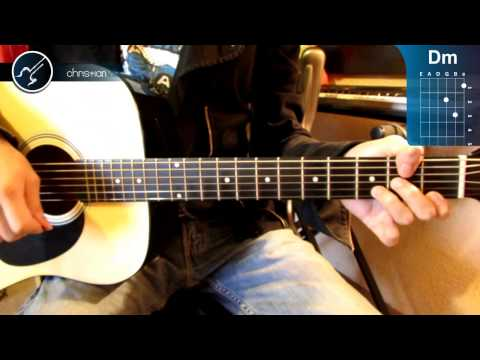 Como tocar Piratas del Caribe en Guitarra (HD) Tutorial Parte 2 Acordes