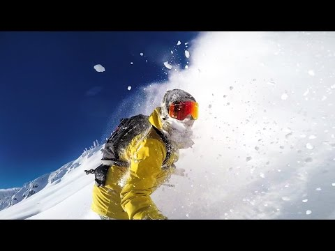 GoPro Snow: Riding Big Mountain Lines with the Full Moon Crew