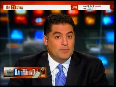 Ed Show: Cenk Vs Halperin On -Professional Left-