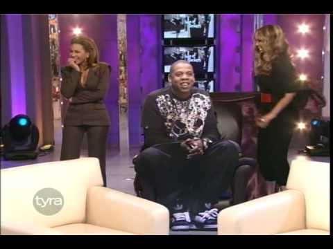 Tyra Surpises Beyonce with Wedding Gift on Wed. 11/26/08 show
