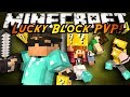 Minecraft: LUCKY BLOCK PVP!