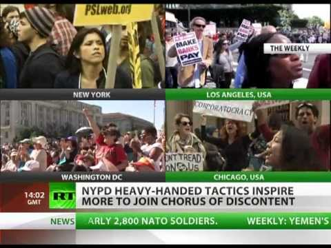 Occupy Wall Street: Too Big to Ignore