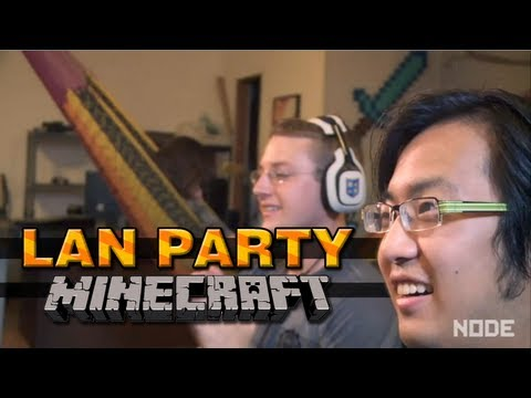 LAN Party - Minecraft (Part 4)