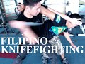 Filipino Knife Fighting Techniques