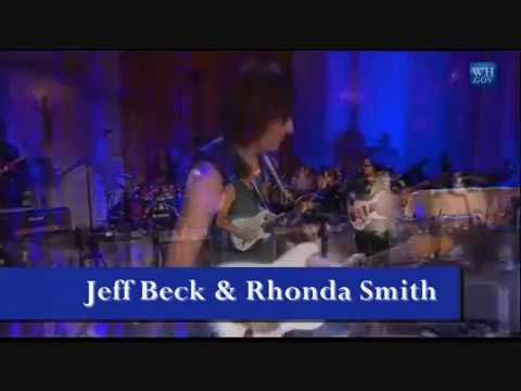 "Jeff Beck - ""Red White & Blues"" at The White House"