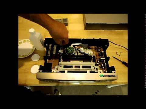 Como limpar fita VHS