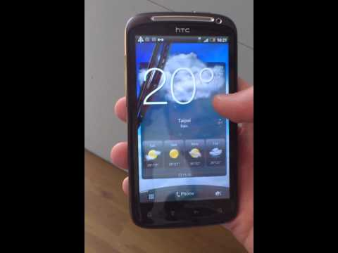 Hands-on with the HTC Sensation at the HTC Roadshow