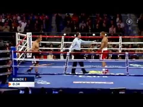 Andre Ward  Vs Arthur Abraham - Part 1 of 4