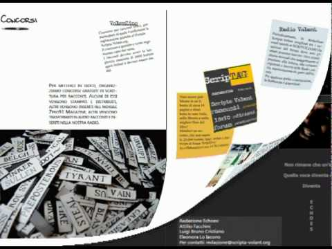 Concorsi letterari gratuiti Scripta Volant