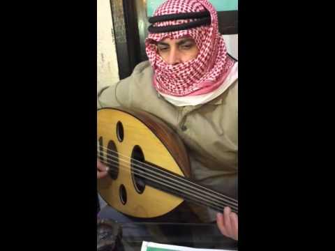 شاهد بالفيديو: اردني يغني للعاصفة ..هدى