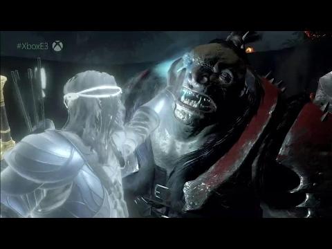 Middle-earth: Shadow of War E3 Gameplay Demo - E3 2017: Microsoft Conference - UCKy1dAqELo0zrOtPkf0eTMw