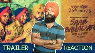 Who is the murderer ? Saab Bahadar Trailer Reaction #33