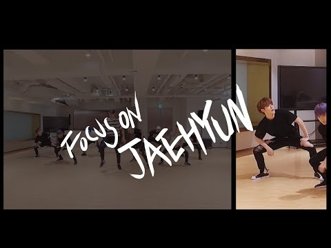 Cherry Bomb (Dance Pratictice Focus on Jaehyun Version)