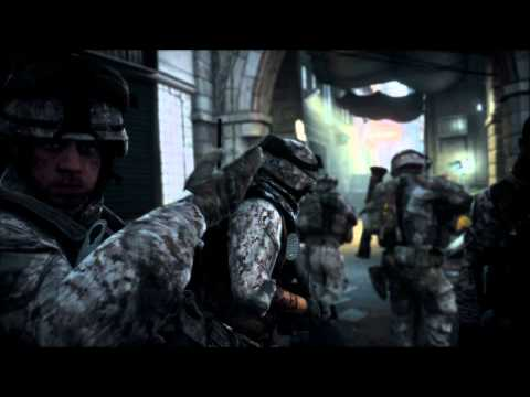 Battlefield 3: Launch Trailer (HD) -UIUJh2mA8vg