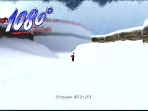 1080 Snowboarding - INTRO - Nintendo 64