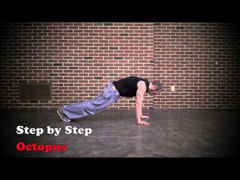 Octopus - Bboy Footwork 2 DVD