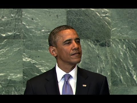 President Obama Addresses the UN General Assembly -UK7JEYqIfw4