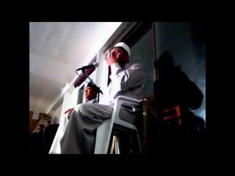 Spiritual Eye Into The End Times | Shaykh Imran Hosein | 2nd International Islamic Retreat 2011
