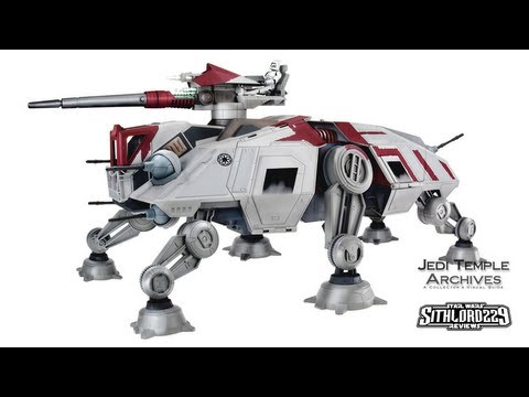 AT-TE (All Terrain Tactical Enforcer) Star Wars The Clone Wars Vehicle