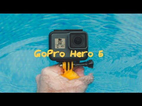 GoPro HERO5 - Test Footage & Review Video!