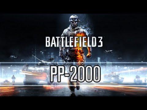 â–º Battlefield 3 Beta - THE DEADLIEST BUSH (PP-2000 Gameplay)