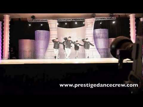 Prestige - World Hip Hop Champs 2012 Competition Prestige Dance Crew