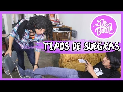 TIPOS DE SUEGRAS | DeBarrio