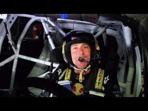 "Red Bull Travis Pastrana Car Jump 2010 Ad -- ""The World of Red Bull"""