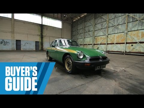 MGB | Buyer's Guide - hagertyknowsclassics