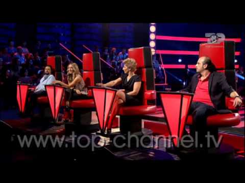 Audicionet e fshehura - Episodi 4 - Enxhi Nasufi - The Voice of Albania - Sezoni 1
