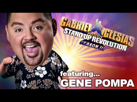Gene Pompa - Gabriel Iglesias presents: StandUp Revolution! (Season 3)