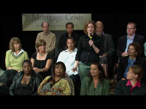 Facing the Mortgage Crisis | Program | 1/21/10