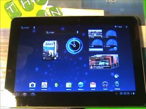 Samsung Galaxy tab 10.1 Review! (Every content covered)