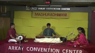 Concert at Arkay Convention Centre, Chennai