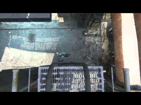 Black Ops 720 Ladder StaLL