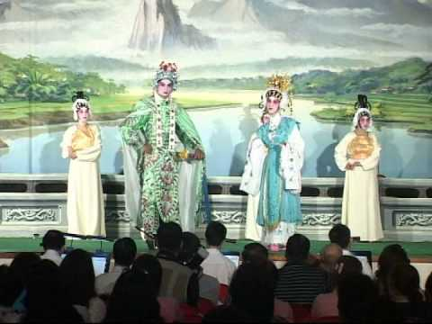 Multi- Racial Cantonese Opera at Nanyang CC