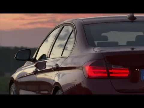 The All-New 2013 BMW 3-Series Sedan