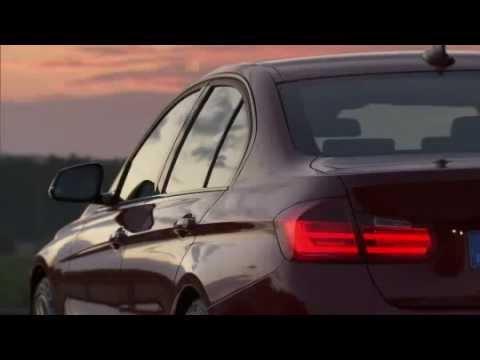 The All-New 2013 BMW 3-Series Sedan