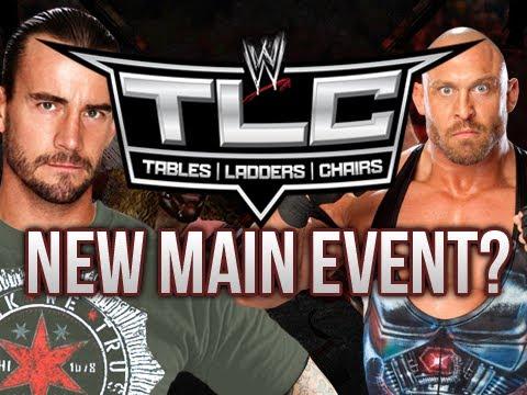 WWE TLC - New Main Event?!?