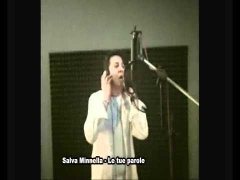 Le tue parole - Salva Minnella