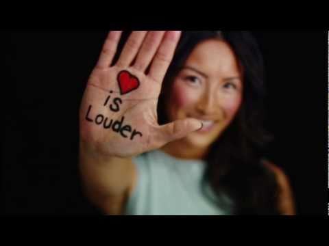 Love is Louder - National Bullying Week