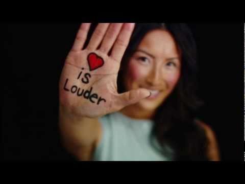 Love is Louder - National Bullying Week